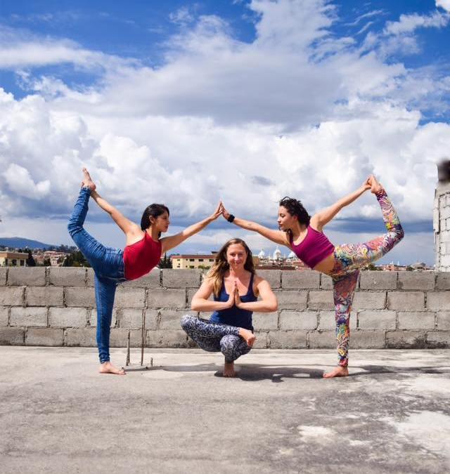 Yoga Master Class series!