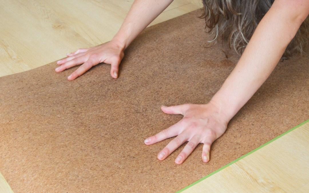 Has usado un mat de corcho natural?