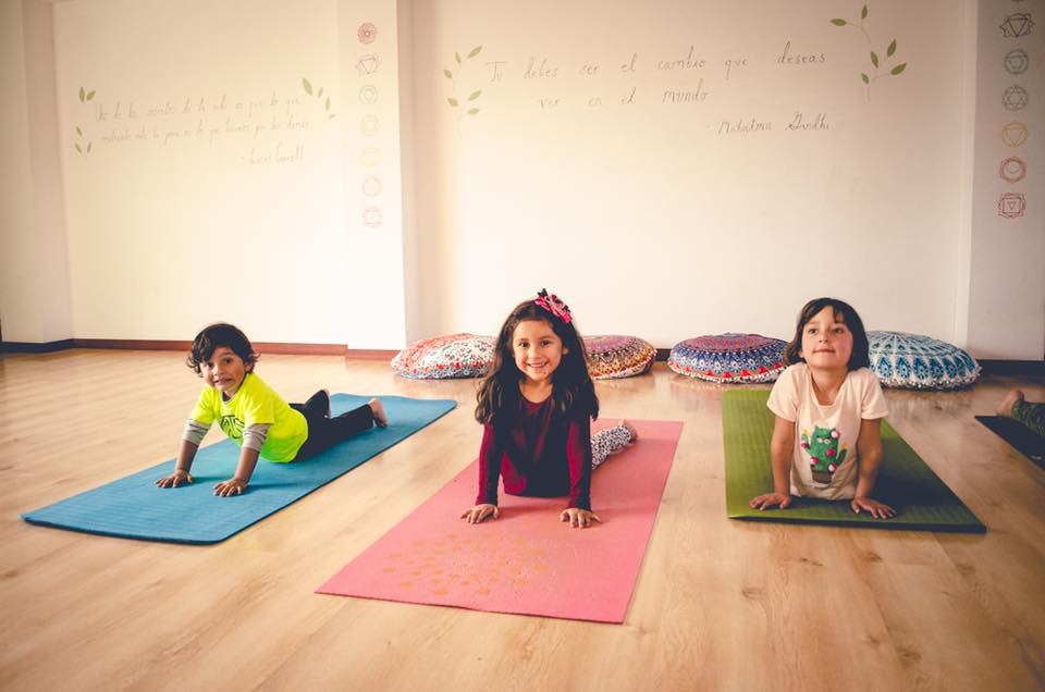 Yoga kids starts March 9th!