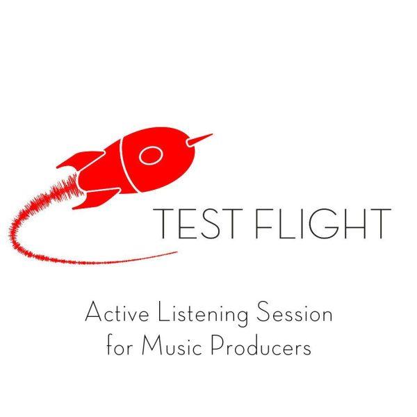 Test Flight active listening session at Rumkaft