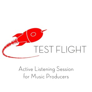 Test Flight active listening session at Rumkaft