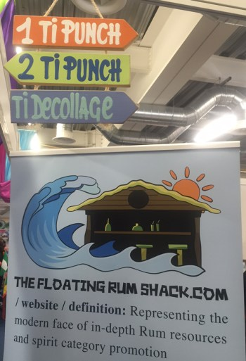 The Floating Rum Shack