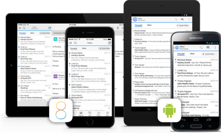Microsoft Simply Rebrands Acompli as Outlook for iOS & Android — and That's a Good Thing