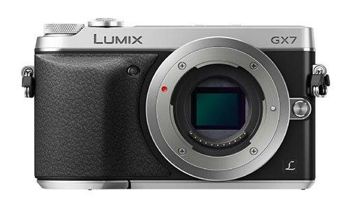 Panasonic Lumix GX7 (Depan)