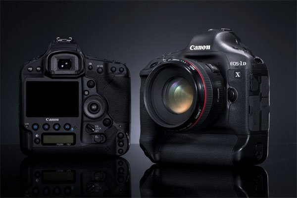 Canon EOS-1D X, Image Credit : Canon
