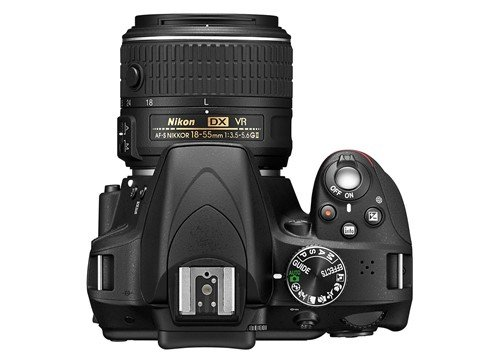 Kamera Nikon D3300 (Atas), Image Credit: Nikon