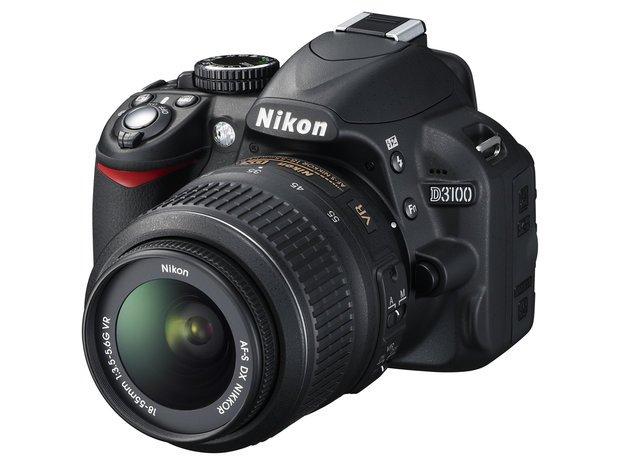 Harga Kamera Nikon D3100, Image Credit : Nikon