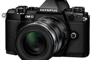 Kamera Olympus E-M5II