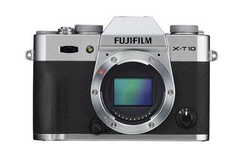 Fujifilm X-T10 Black Silver