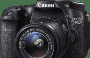 Harga Canon 70D, Image Credit : Canon