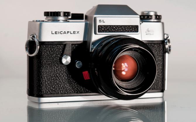 Kamera MIrrorless Leica SL Akan Seperti Leicaflex SL ?