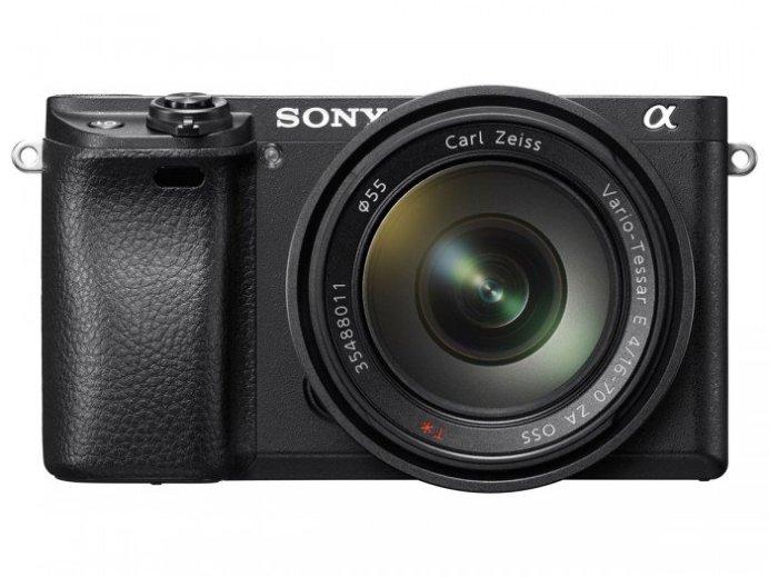Kamera Mirrorless Sony A6300, Image Credit : Sony