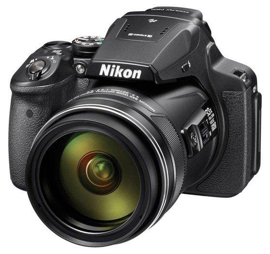 Kamera Nikon P900 Memiliki Zoom 65x
