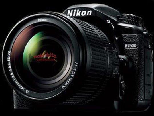 Bocoran Kamera Nikon D7500