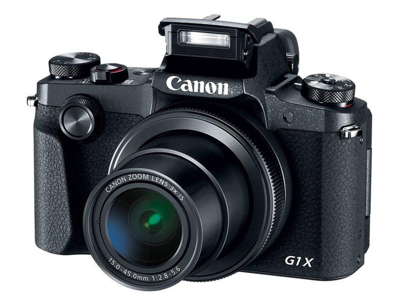 Canon Powershot G1 X Mark III (Flash), Image Credit: Canon