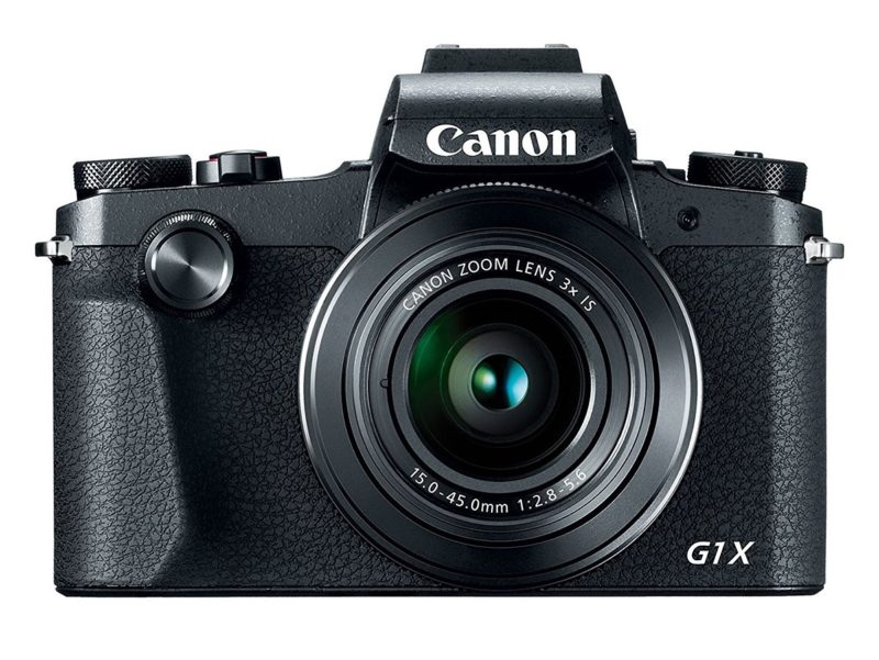 Canon Powershot G1 X Mark III (Depan), Image Credit: Canon
