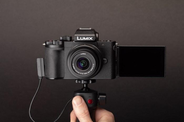 Kamera Vlog Panasonic G100
