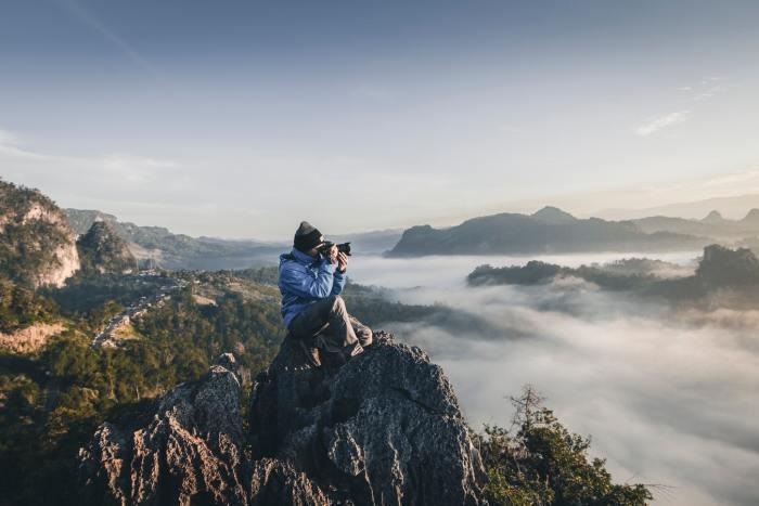 Mengenal Landscape Photography