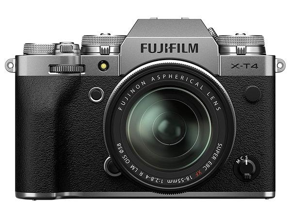 Fujifilm X-T4 Depan