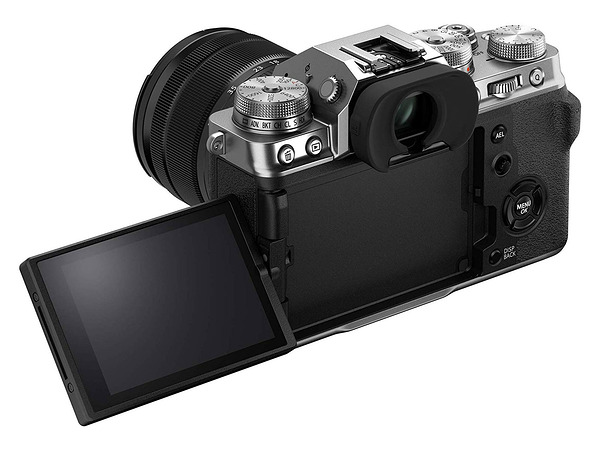 Fujifilm X-T4 LCD