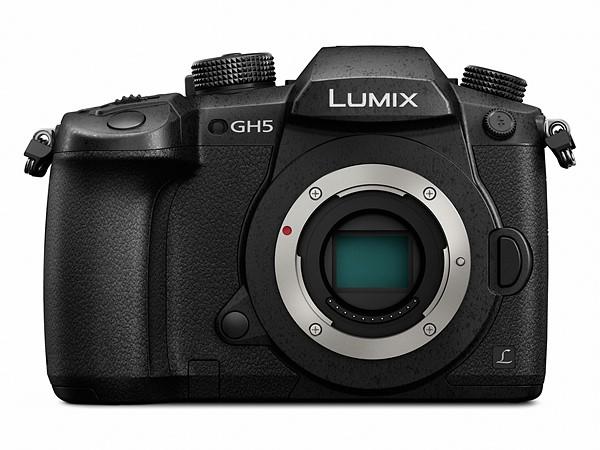 Panasonic Lumix GH5 Depan