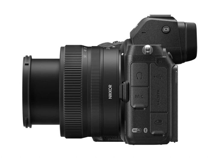Review Nikon Z5 Kamera Mirrorless Full Frame Entry Level