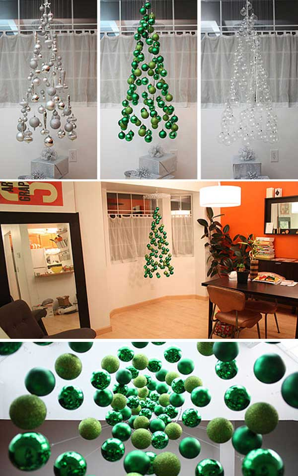 How Make Xmas Tree Out Lights