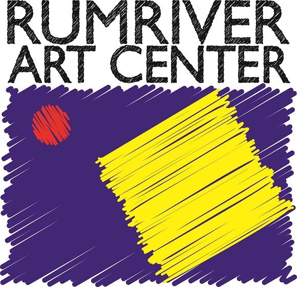 Rumriver Art Center logo