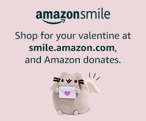 Amazon Smile valentine
