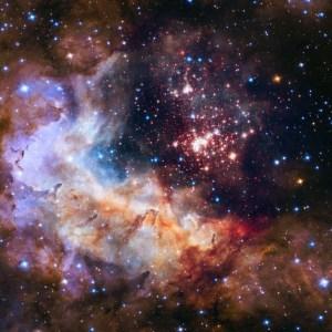 Watercolor Nebula Project