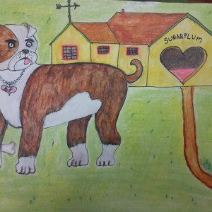 Sugarplum Bulldog Project
