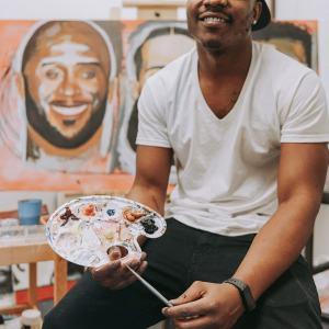 Meet Rumriver Studio Artist Wou Browne