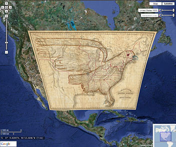 David Rumsey Historical Map Collection   Google Maps Gmaps2 lg