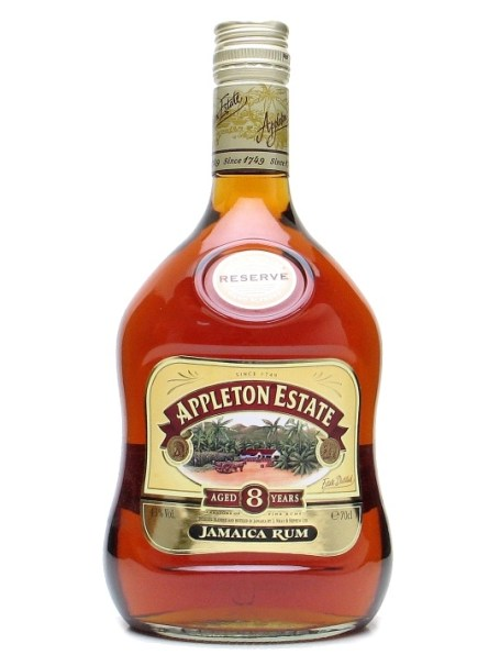 Appleton 8 Year Old Rum