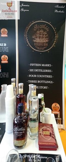 St Abbs Rum