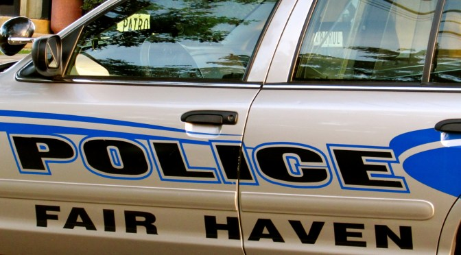 Fair Haven Police Report: DWI, Assault, False Imprisonment, Vehicle Burglary, Drug Possession