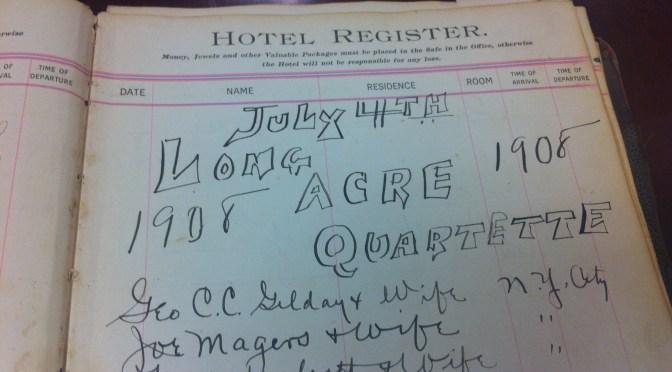 Past Life of the Atlantic Hotel