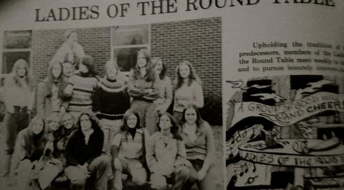 A Retro RFH Ladies' Club