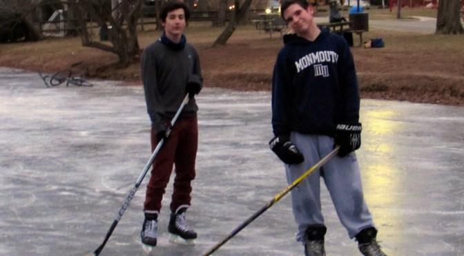 Young Life on McCarter Pond