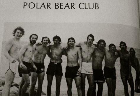 RFH Polar Bear Club circa 1970s.  Photo/RFH yearbook
