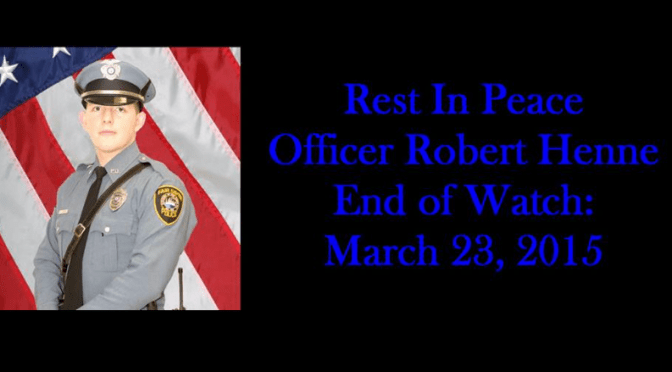 Fair Haven Mourns Special Police Officer Robert Henne