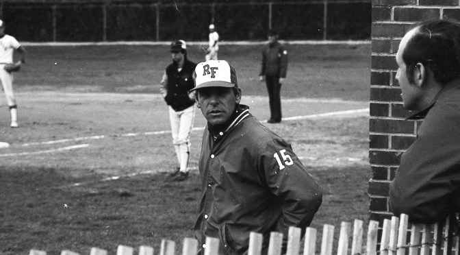 Retro RFH Baseball Coaching Moment