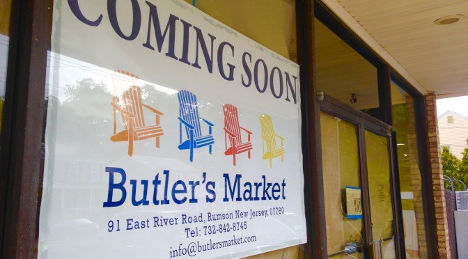 Butler's is Coming Back Soon