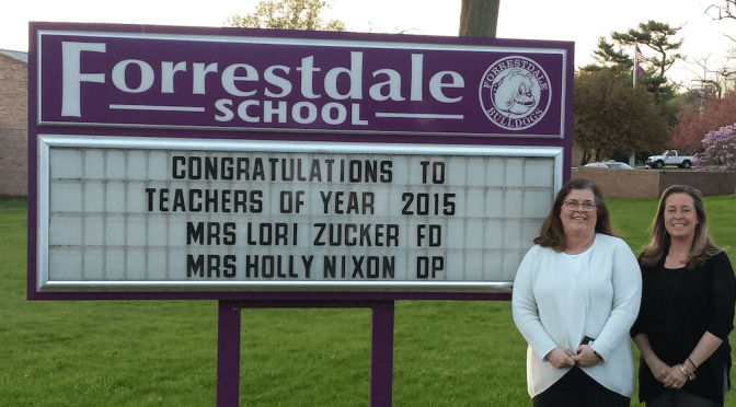 All About Rumson's 'Teachers of the Year'
