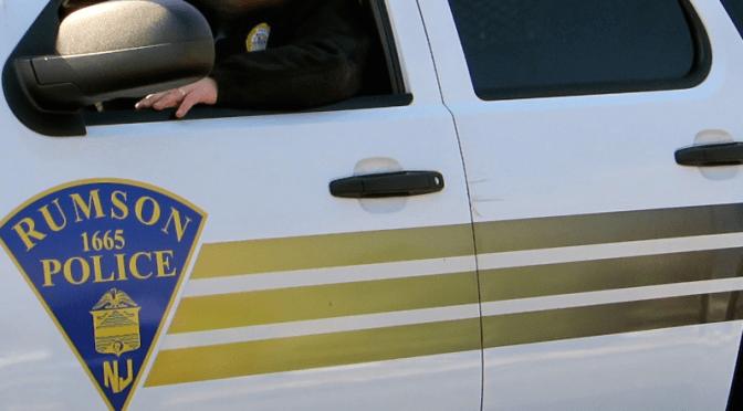 Rumson Police Report Theft, Fraud, Vandalism