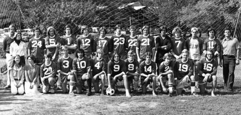 RFH Boys Soccer Team of 1977-78 Photo/George Day
