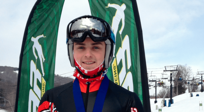 RFH's Alex Perkins: Skiing Champ