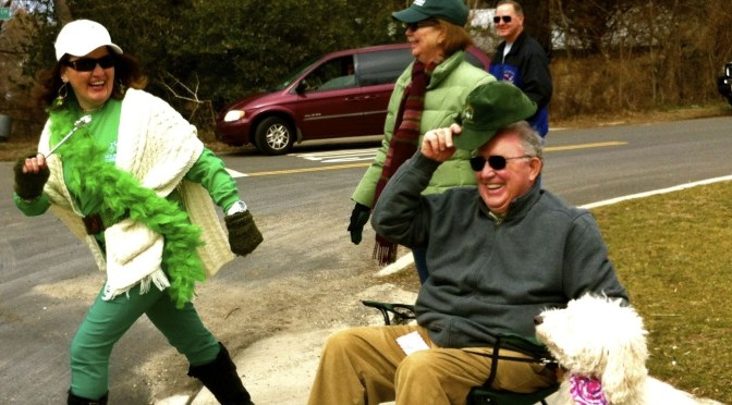 A Rousing R-FH Area Weekend: KDM Run, Decoy Show, St. Paddy's Parade