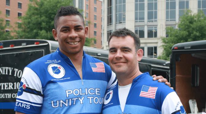 Focus: Fair Haven Police Officers' National Unity Tour Trek