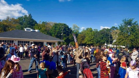 Fair Haven Firehouse round-up Photo/Susan Sorensen